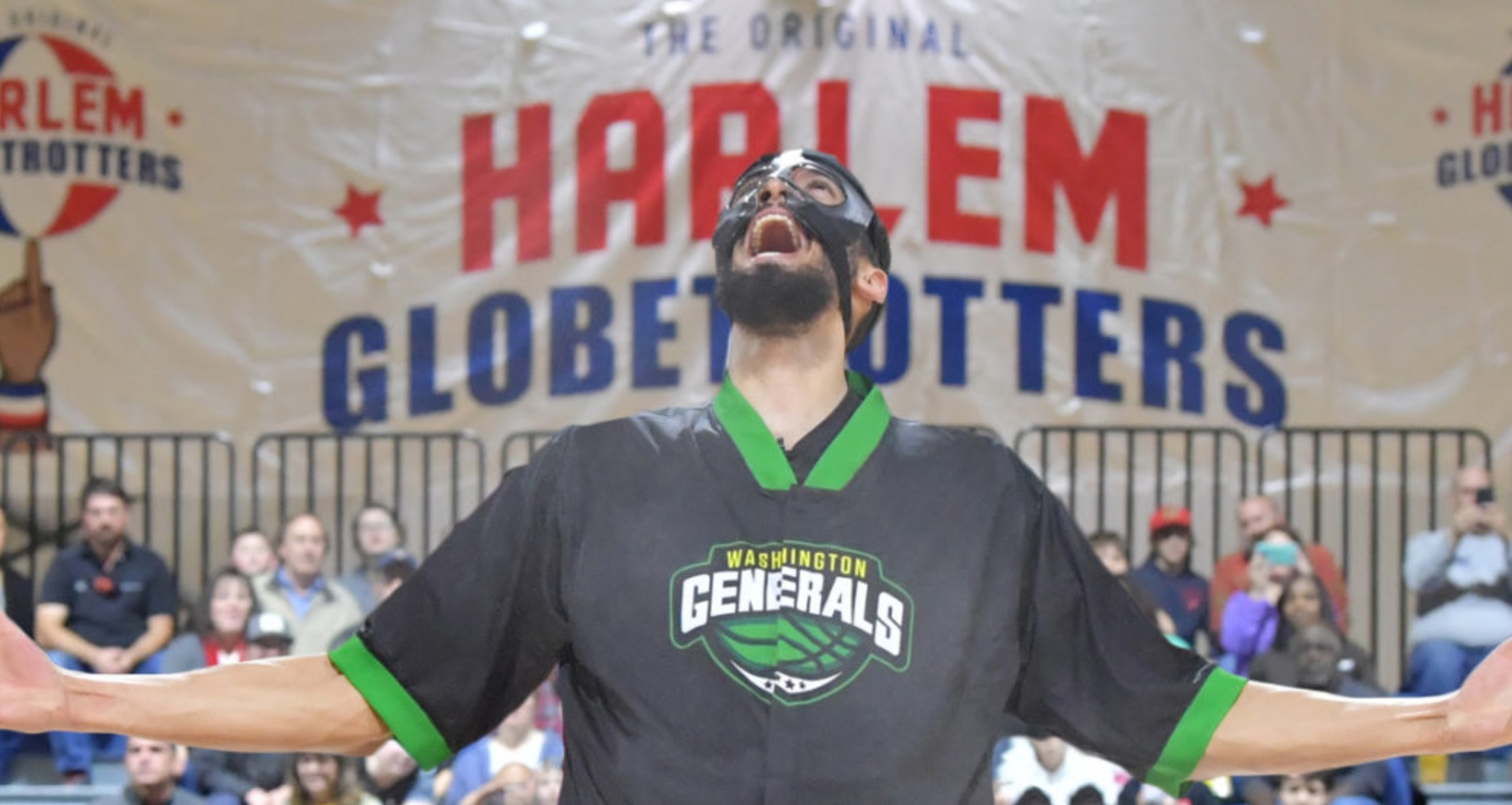 I Was The Captain Of The Team That Loses To The Globetrotters Every Night