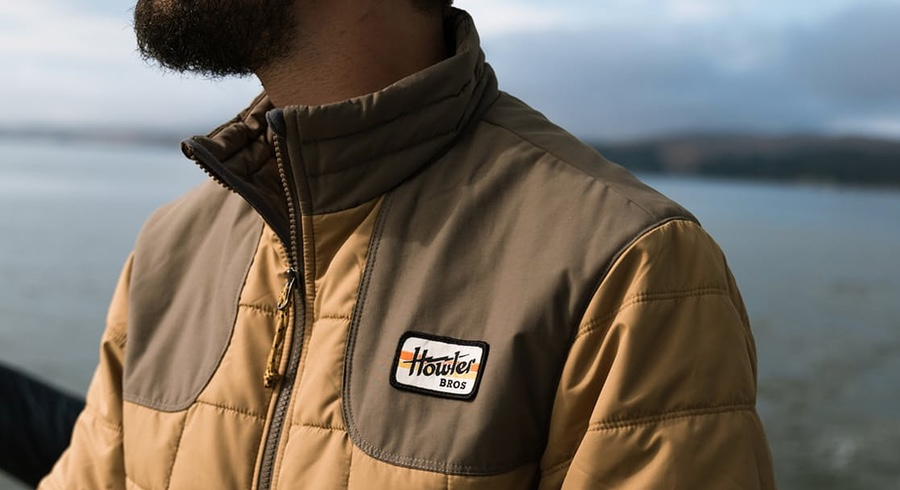 Stay Active As The Temperature Drops With This Insulated Jacket