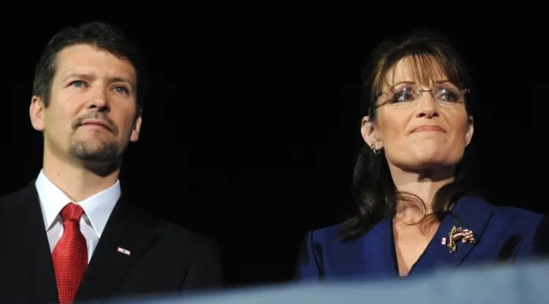 Sarah Palin's Husband Has Filed For Divorce