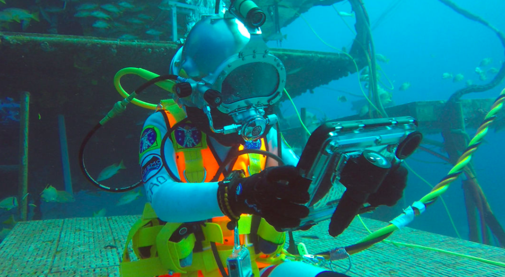 What It's Like To Live On The Sea Floor To Simulate Life In Space