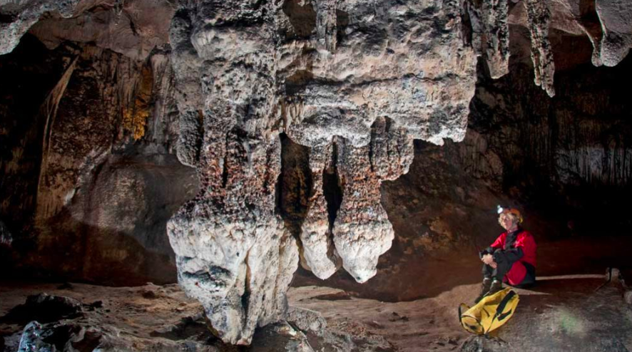 Ancient Crystal Growths In Caves Reveal Seas Rose 16 Meters In A Warmer World