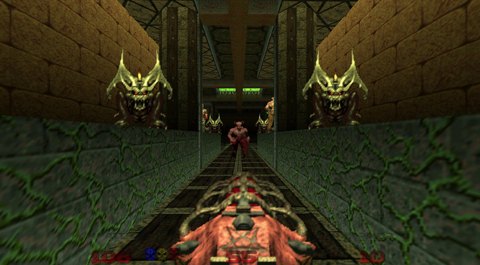 Why Doom 64's Nintendo Switch Port Is A Big Deal