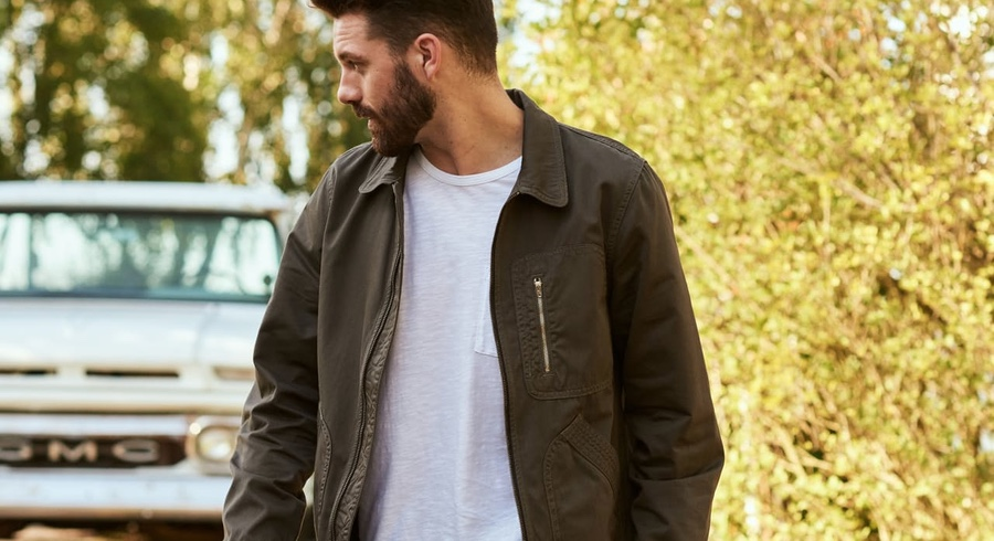 You'll Get All Impatient For Fall To Drop Once You Own This Flight Jacket