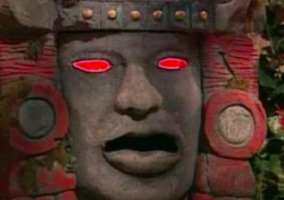The Voice Of Olmec Thrilled Millions Of Kids On Nickelodeon's 'Legends Of The Hidden Temple' — It Turns Out The Voice Actor Is Very Accomplished
