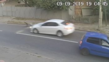 Kid Gets Hit By A Car, Bounces Right Back Like Nothing Happened