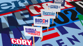 The Logos Of All 11 Democratic Presidential Candidates, Ranked