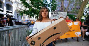 Amazon Is A Logistical Disaster
