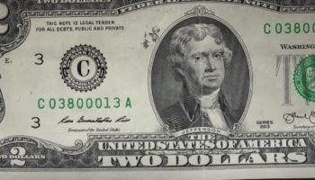 There Are 1.3 Billion US $2 Bills In Circulation — Why Is The Federal Government Still Printing So Many Of Them?