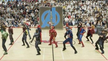 This High School Dance Team's 'Avengers' Dance Routine Is The Best Thing You'll See...