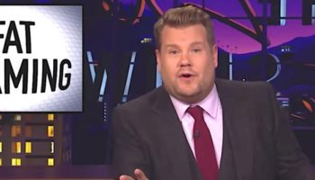 James Corden Calls Out Bill Maher 'Fat-Shaming' Comments