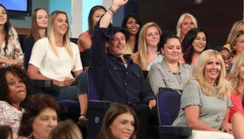 Brad Pitt Surprises Ellen DeGeneres And Thrills Her Crowd By Secretly Posing As Audience Member
