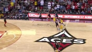 WNBA Playoff Games Ends On Ludicrous Steal And Three-Point Heave