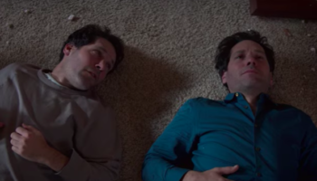 Paul Rudd Is A Man In Danger Of Being Literally Replaced By A Better Version Of Himself In 'Living With Yourself' Trailer
