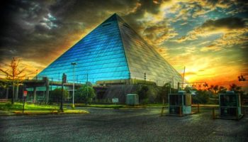 From Folly To Megastore: Inside The Great American Pyramid Of Memphis, Tennessee