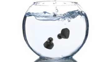 These Earbuds Are So Waterproof You Can Swim Laps With Them