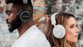 These Ridiculously Sleek Wireless Headphones Are 50% Off Today