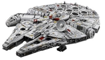 If You Can Only Have One Lego Set, Make It The Ultimate Millennium Falcon