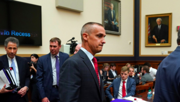 Corey Lewandowski Pumps Life Into Trump Obstruction Story