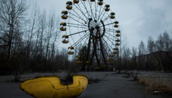 Chernobyl Broke Down Over 30 Years Ago. These Photos Show The Effects Aren't Over Yet