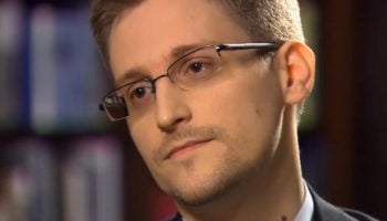 The US Government Is Suing Edward Snowden For His Book Profits