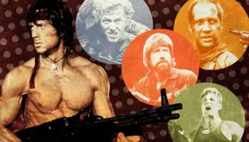 How 'Rambo' Invented A Movie Genre