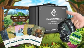 Betray, Loot And Attack Your Friends In This Deserted Island Battle Royale Card Game