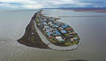 The Impact Of Climate Change On Kivalina, Alaska, In Photos