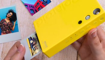 Take Tiny Pictures With Polaroid Mint (And They Will Still Exist After You Delete All Your Social Media Accounts)