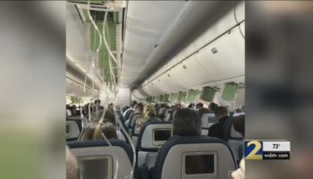 Panic In The Sky: Delta Flight From Atlanta Plunges Nearly 30,000 Feet
