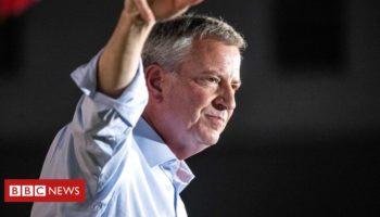 Bill de Blasio Drops Out Of Presidential Primary
