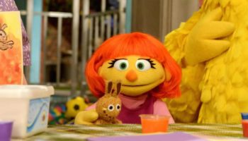 How A 'Sesame Street' Muppet Became Embroiled In A Controversy Over Autism