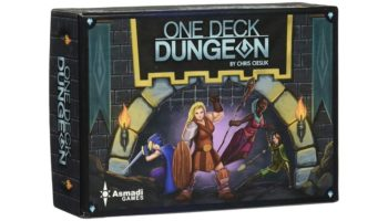 So You Like Dice, Cards And Crawling Dungeons? Here's A Fast And Punishing Game