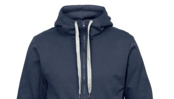 Cuddle Up With This Toasty Zip-Up Hoodie