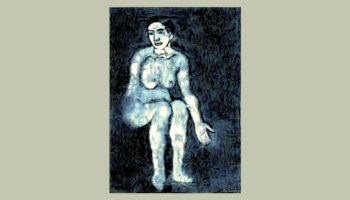 This Picasso Painting Had Never Been Seen Before. Until A Neural Network Painted It