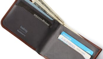 Protect Your RFID Cards With This Sleek Wallet