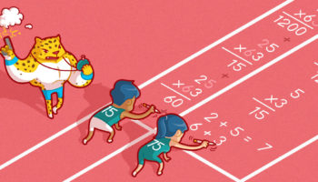 The Math Behind A Faster Multiplication Algorithm
