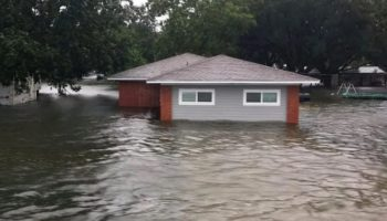 Imelda Dumped 40 Inches Of Rain On Texas — And It Wasn't Even A Hurricane?
