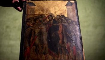 Long-Lost €6 Million Painting Found In Elderly Woman's Kitchen