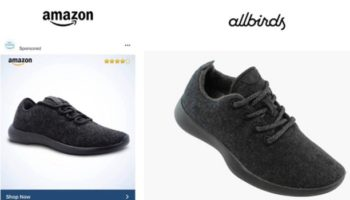 Amazon Released Shoes Under A Private Label That Look Pretty Much The Same As Allbirds