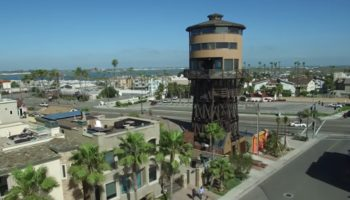 Someone Converted An Old Water Tower In Orange County Into A Three-Story Luxury Condo