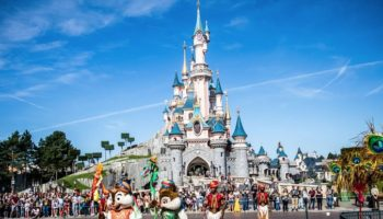 A Man Took LSD And Fell In A Lake At Disneyland Paris. He Was Found Naked And Confused Hours Later