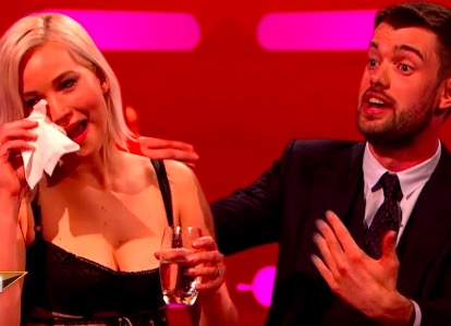 Jack Whitehall Tells The Most Hilariously Disgusting Story About A Language Barrier And Jennifer Lawrence Can't Handle It - Digg