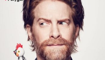 Seth Green Made Robot Chicken, Then Robot Chicken Made Seth Green