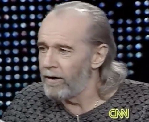 George Carlin Gives Prescient Take About Comedy That Punches Down In Unearthed 'Larry King Live' Interview - Digg