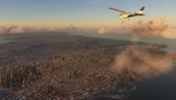 All I Want To Do Is Chill And Play Microsoft's New 'Flight Simulator'