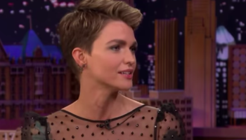 Ruby Rose Reveals How She Nearly Broke Her Neck Filming 'Batwoman'