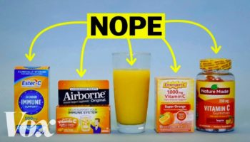 Why Americans Buy Millions Of Dollars Worth Of Vitamin C During Cold Season Despite It Not Being Able To Cure A Cold