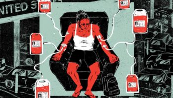 Pharmaceutical Companies Are Luring Mexicans Across The US Border To Donate Blood Plasma