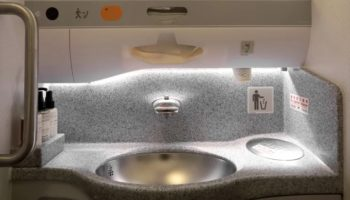 Go Ahead And Use The First-Class Bathroom On Flights