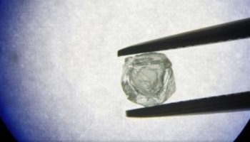 Russian Mine Yields A Never-Before-Seen Stone: A Diamond Within A Diamond